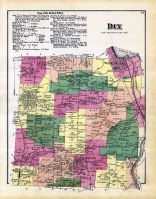 Dix, Schuyler County 1874